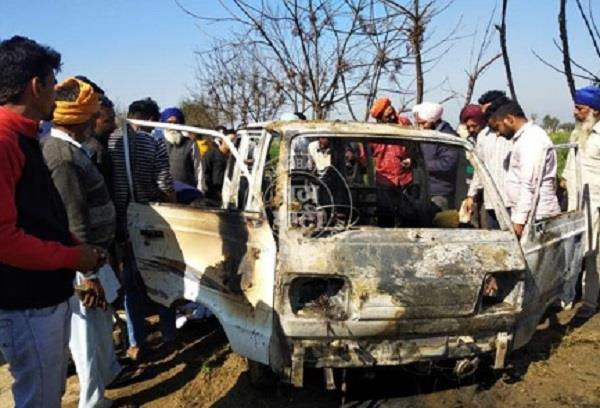 school van accident case principal and driver arrested