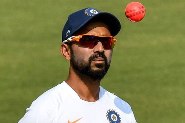 rahane mantra  show strong intentions and guess the   angle   correctly