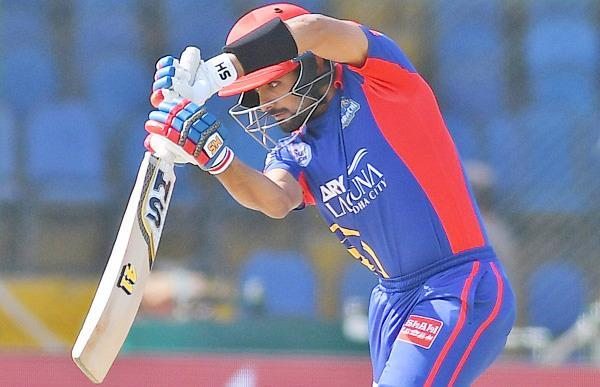 psl  babar azam  s go to bat  karachi kings win by 10 runs