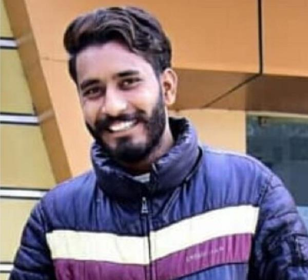 aap district youth vice president  death