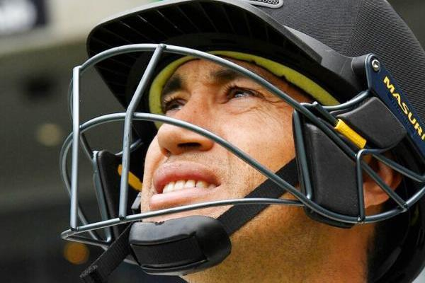 this statement was made by ross taylor before the 100th test