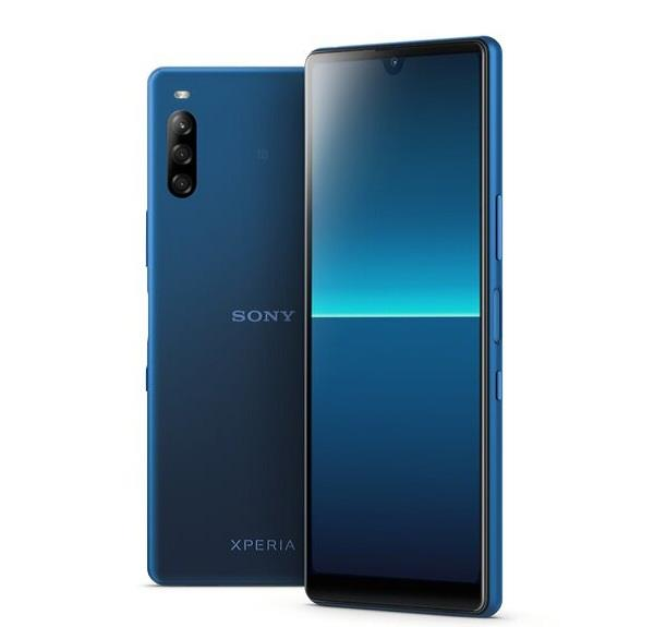 sony  s smartphone will be launched with a triple rear camera setup
