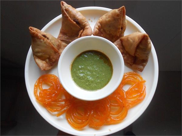 ibm ceo  arvind krishna said samosa is now served at the meeting
