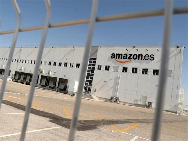 amazon s spain office evacuated after bomb threat