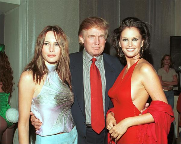 donald trump  s marriage to so many girlfriends  3