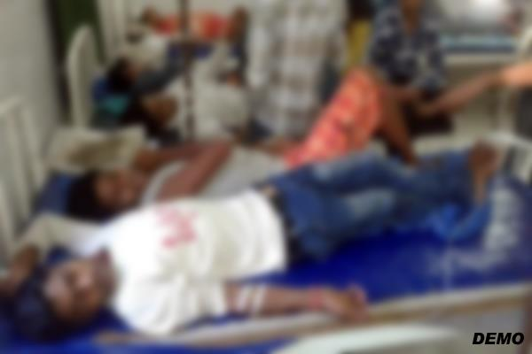 200 people get sick after eating at a wedding in bihar