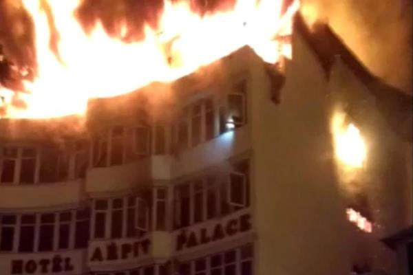 17 people died due to lack of fire safety information