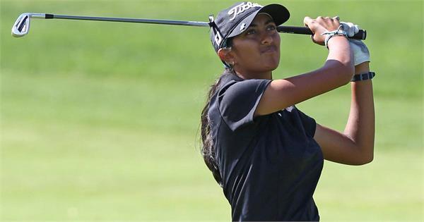 golf  aditi placed 24th in the australian ladies classic