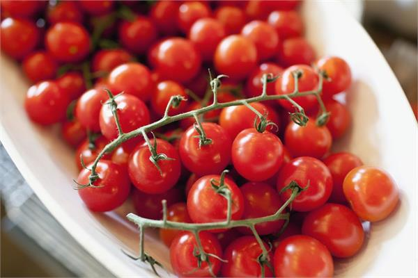heart disease  cancer cherry tomatoes