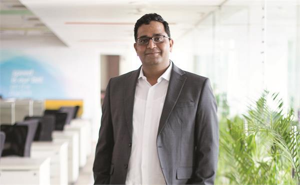 paytm founder  vijay shekhar sharma