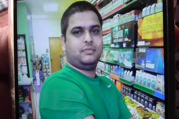 another maninder of haryana killed in america