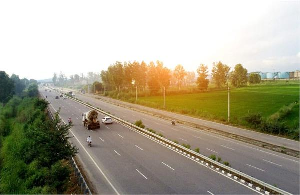 expansion of national highways is important