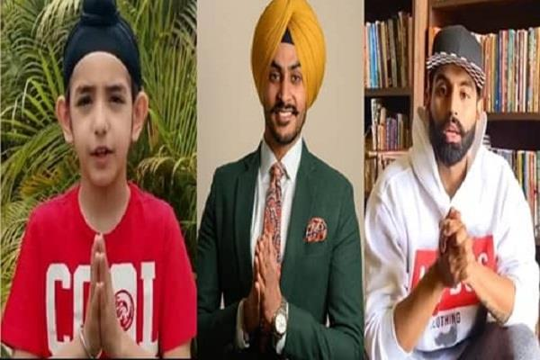 coronavirus  these words of punjabi stars that have been making people aware