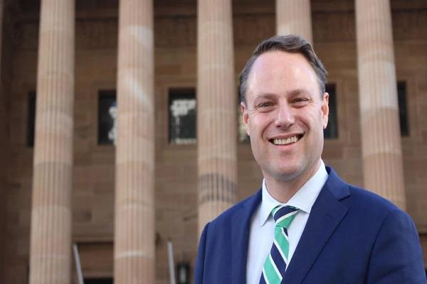 australia lord mayor of brisbane