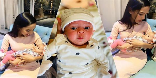 kapil sharma pics with daughter anayra go viral on