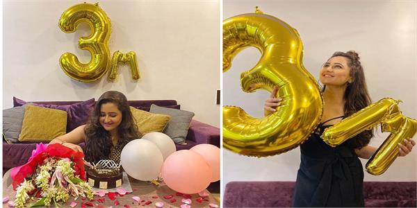 rashmi desai cross 3 million followers on instagram