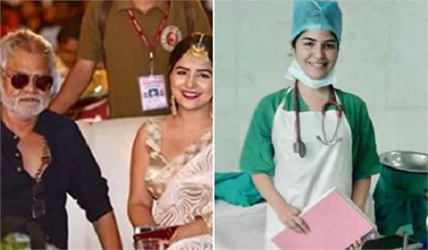 shikha malhotra helps coronavirus patients by became nurse covid 19