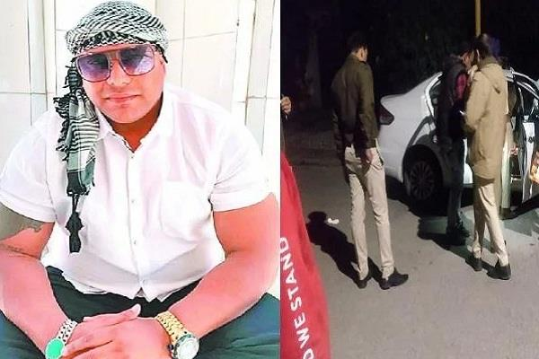 surjeet bouncer murdered in chandigarh