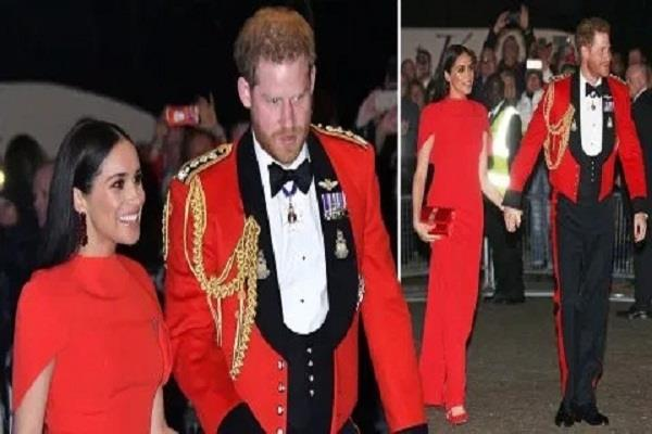 britain prince harry and megan