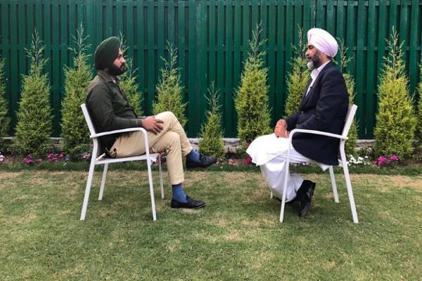 manpreet badal interview on jagbani