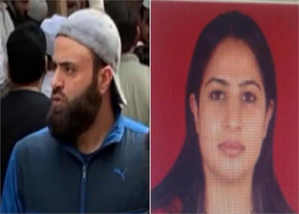 kashmiri couple arrested delhi riots delhi riots anti caa protest