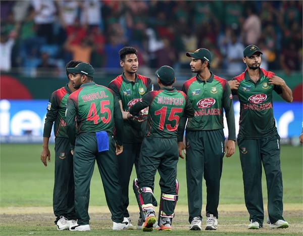 bangladesh team announced for t20 series against zimbabwe