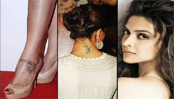 bollywood celebs who flaunted their love affair with tattoos