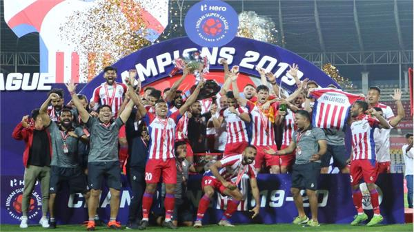 atk wins record third isl title by defeating chennaiyin