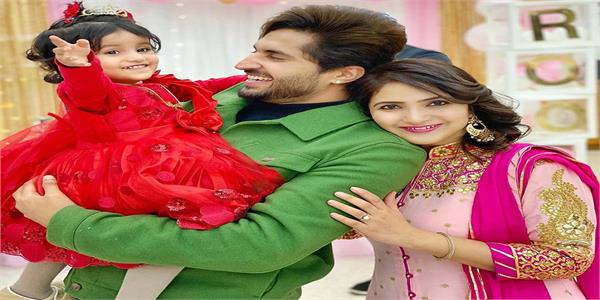 jassie gill shares an adorable video of roojas kaur gill