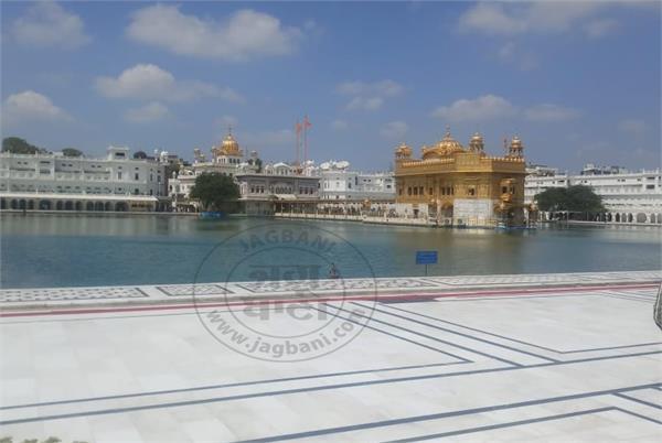 amritsar sri harmandir sahib curfew