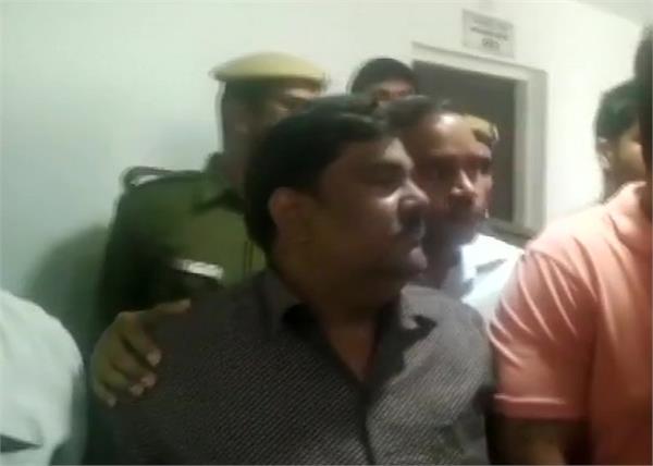 delhi violence ib officer murder tahir hussain arrested