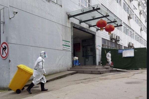 china control coronavirus