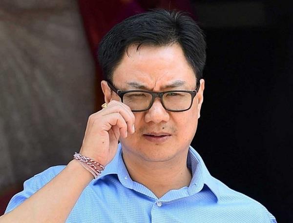 kiren rijiju national camps decision
