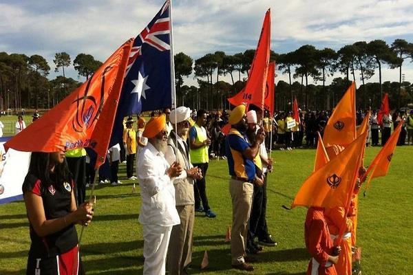 australia  sikh games