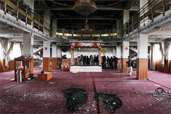 afghan sikhs demand probe into is attack