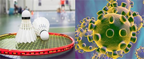 no permission for visitors to india open tournament due to corona virus