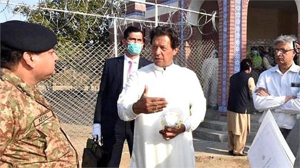 imran order to open afghanistan border