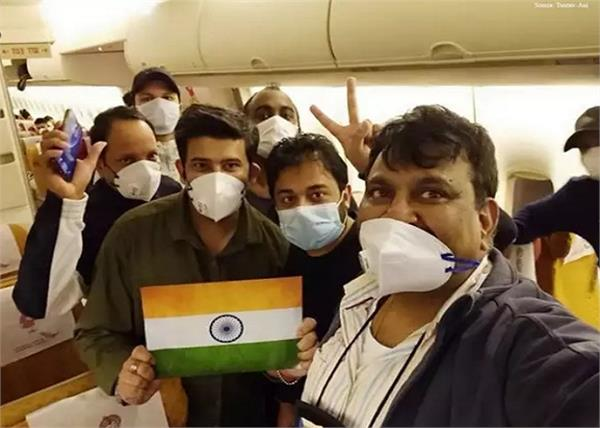 16 indians found positive on a ship japan returned home