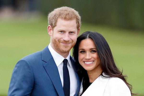 britain  prince harry and megan merkel