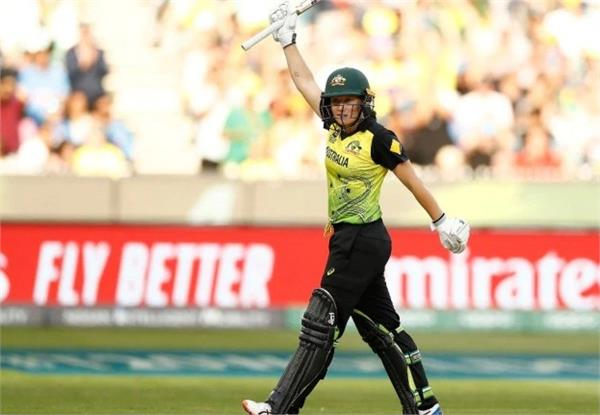 alyssa healy smashes fastest ever 50 in an icc final