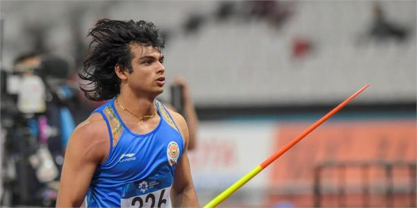 javelin throw neeraj chopra in isolation after returning from turkey
