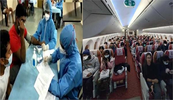481 indians evacuated from italy no fresh symptoms