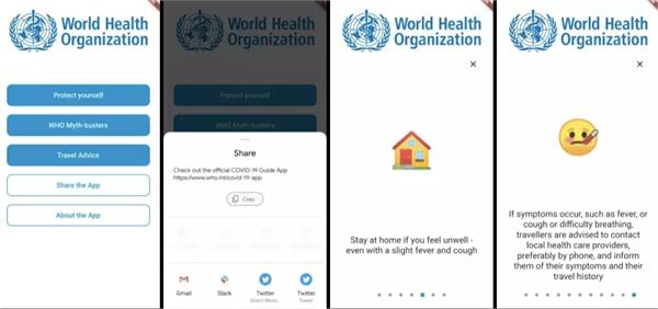who is making coronavirus app for android and iphone users