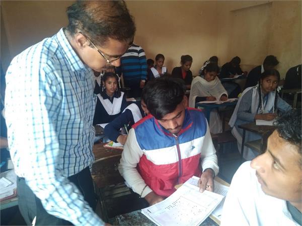 secretary school education punjab visits