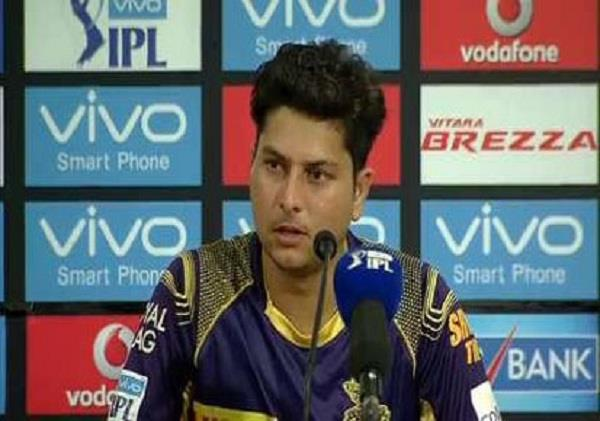 indian premier league and kuldeep yadav