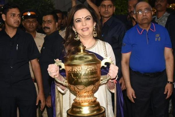 nita ambani joins 10 influential women in sports due to ipl