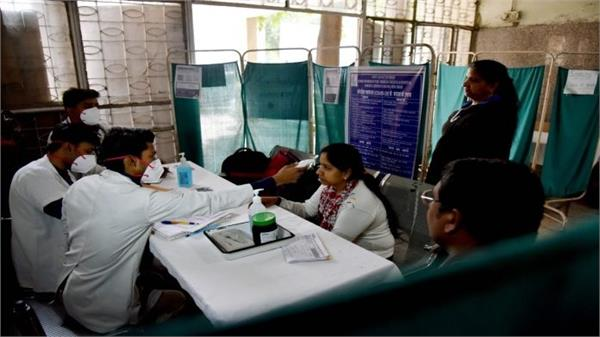 mohala clinic doctor in delhi affected by coronavirus