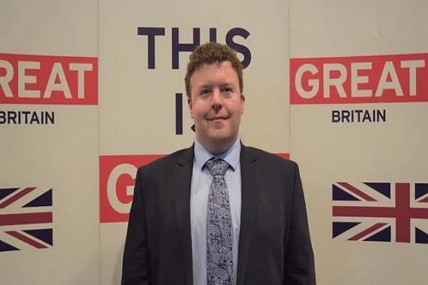 deputy british ambassador hungary coronavirus