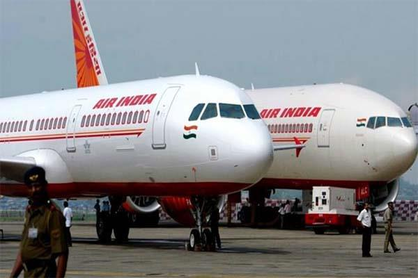 booking of domestic and international flights of air india closed till 30 april