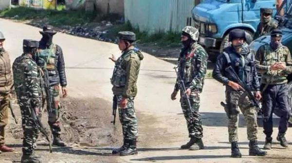 kupwara army heap 5 militants  5 soldiers killed